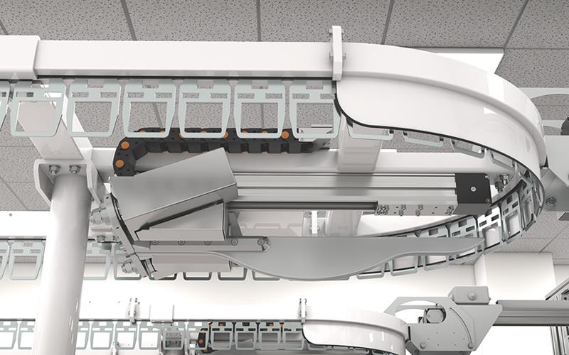 </br>Modular conveyor belts